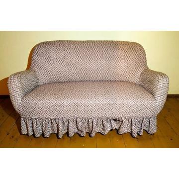 Sofa retro dwuosobowa