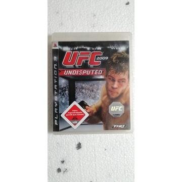 Gra na Ps3 UFC 2009 UNDISPUTED