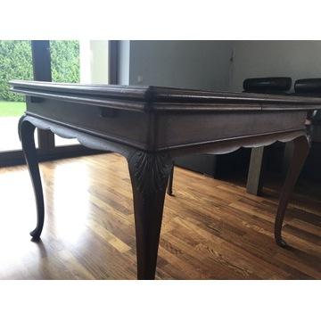 Stół- drewniany, piękny, stylowy
