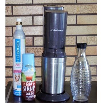 Saturator Soda Stream Cristal + karafka + cylinder