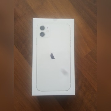 Apple Iphone11  64GB  Bialy