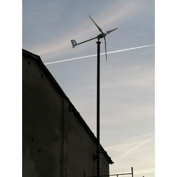 elektrownia wiatrowa 2kw