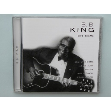 B.B.King - BB's Theme live 1984