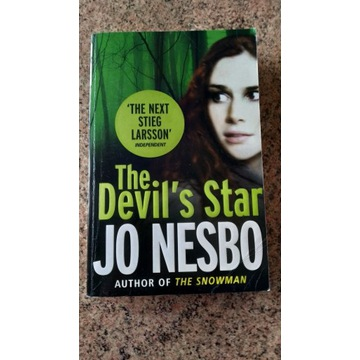 The Devil's Star- Jo Nesbo