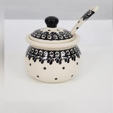 Ceramika Bolesławiec cukierniczka