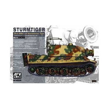 AFV Club 48006 Sturmtiger