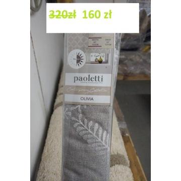 - 50% Nowa roleta rzymska  137x153 cm  160zł