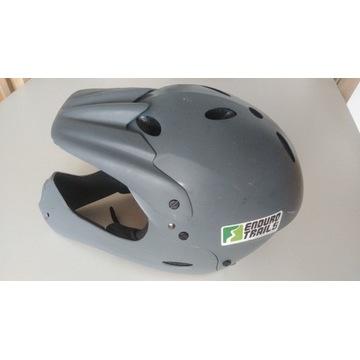 Kask rowerowy fullface firmy W-Tec rozmiar L