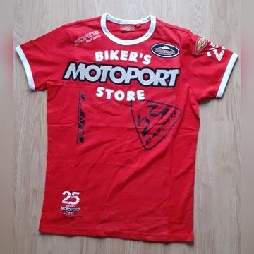 Koszulka Motoport 25 motocyklowa
