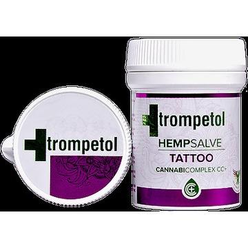TROMPETOL Maść konopna TATOO - 50ml