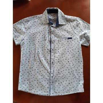 Elegancka koszula dla chłopca 164