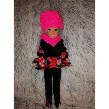 Dresiki dla lalki Barbie