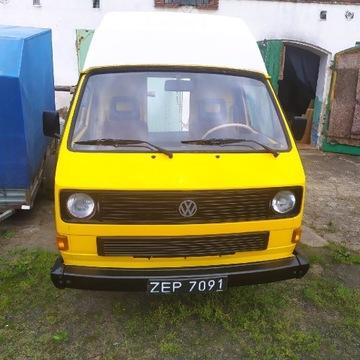 VW t3 transporter stan perfekcyjny nowy lakier