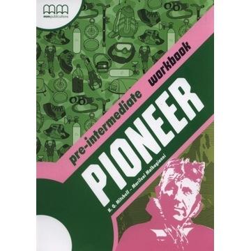 Podręcznik ćwi Pioneer Pre-Intermediate. Workbook