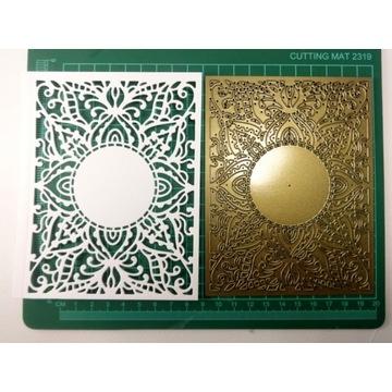 WYKROJNIK - Card Cover Maker 7 - Cheery Lynn