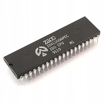 Procesor Z80 Z84C0006PEC