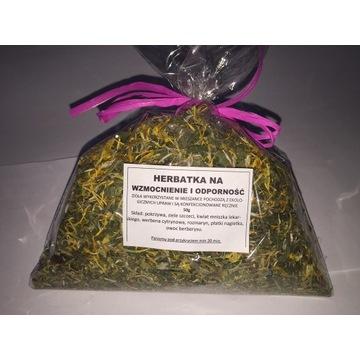 Herbatka NA WZMOCNIENIE I ODPORNOŚĆ 50g