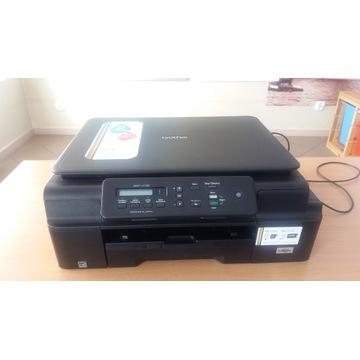 Brother DCP-J100- drukarka, skaner, kopiarka.