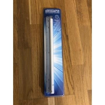 Oświetlenie szufladowe szafy LED