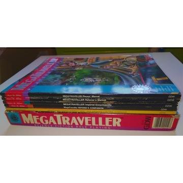 MegaTraveller x5 Boxed Set + Ref. Companion, COACC