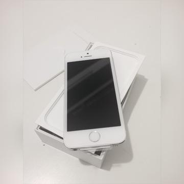 IPHONE 5s 16GB z USA|SREBRNY|SIMLOCK