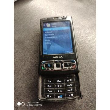 Nokia n95 8GB bdb stan komplet!