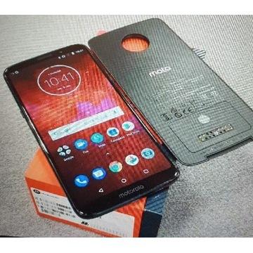 Motorola Moto Z 3 Play + Zestaw Moto Mods