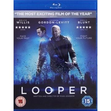 Looper Pętla Czasu, Blu-Ray, NOWY, TANIO !!!