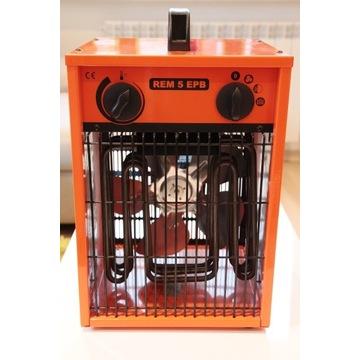 Nagrzewnica elektryczna REM 5  EPB 5kW