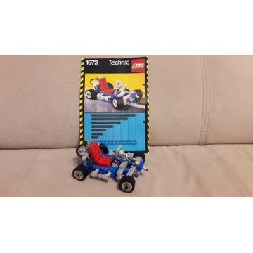 LEGO TECHNIC 1972 kompletny instrukcja