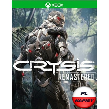 Crysis Remastered PL XBOX ONE