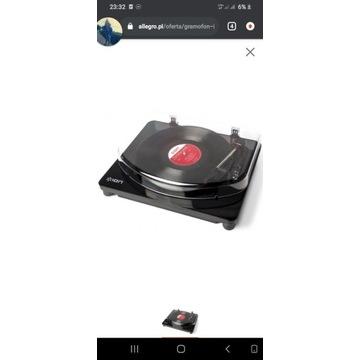 Gramofon omi
