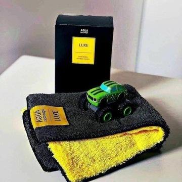 Luxe. Dwustronny ręcznik samochodowy Greenway eco