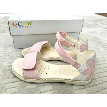 Sandałki GEOX Karly Girl - rozmiar 30