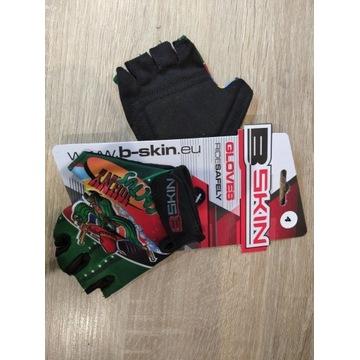 Rękawiczki rowerowe dziecięce Merida 6