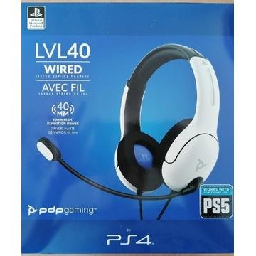 Słuchawki PS4 PS5