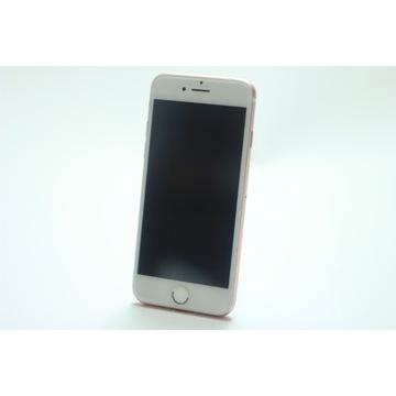 Apple iPhone 7 128GB Różowy stan BDB Ekran bez rys