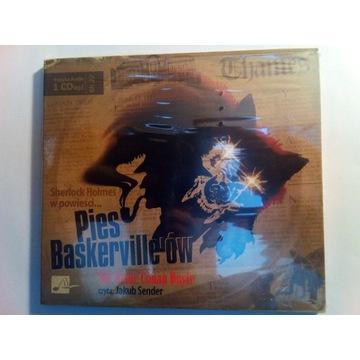Pies Baskerville'ów- Audiobook