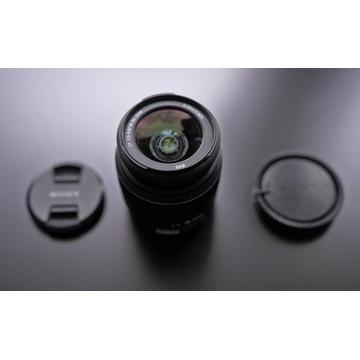 Obiektyw Sony A 18-55mm SAL1855