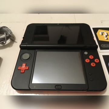 Nintendo 3ds xl orange/black GWARANCJA