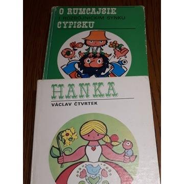 Hanka , O Rumcajsie i rozbójnickim synku Cypisku