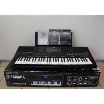 Keyboard Yamaha PSR E453 Stan idealny