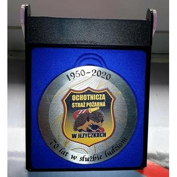 Medal - 70-lecie OSP Jeżyczki
