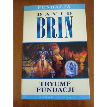 Tryumf Fundacji David Brin