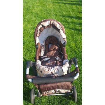 Wózek zabawka dla dziewczynki 5-8lat na wzór TAKo