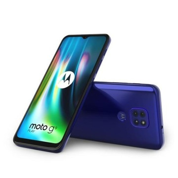 Motorola XT2083-3 moto g9 play blue