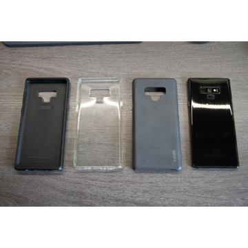Smartfon Samsung Galaxy Note 9 6 GB /128 GB czarny