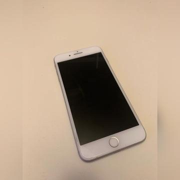 IPhone 8 Plus pęknięty biały