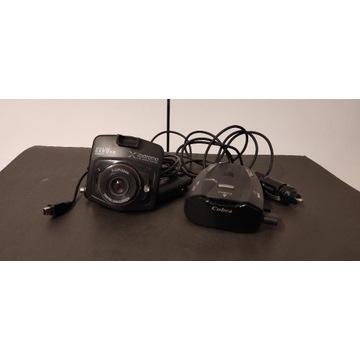 Anty radar + video rejestrator