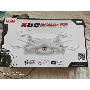 Dron X5C